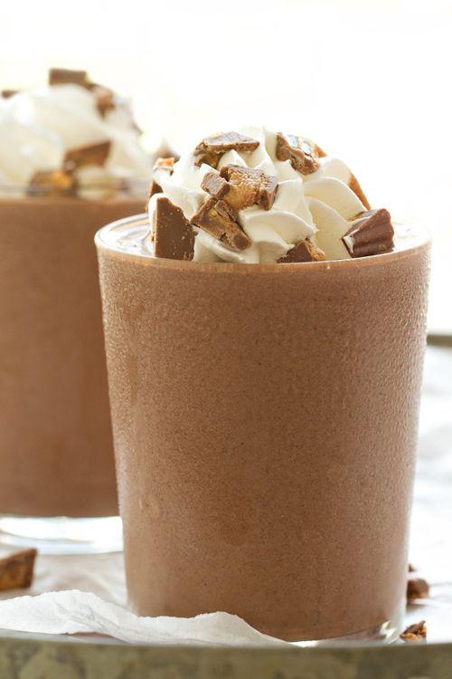 Peanut Butter Cup #milkshake