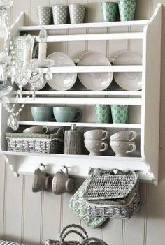 ikea stenstorp plate rack - adapt this idea for the shallow wall to the left in the kitchen