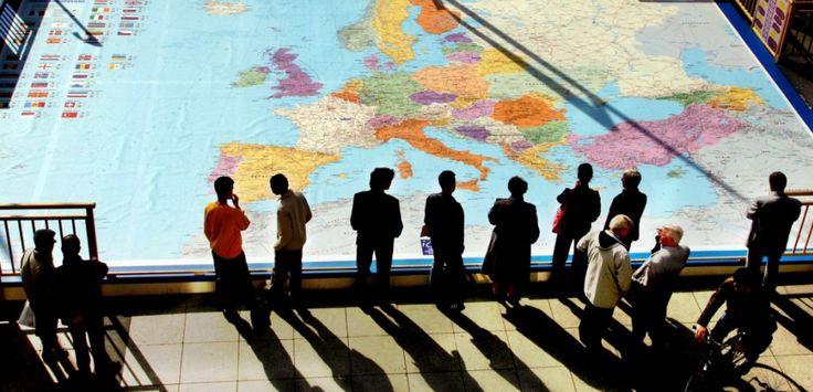L'Europe est divisée sur ce qu'il convient de faire (C) AFP