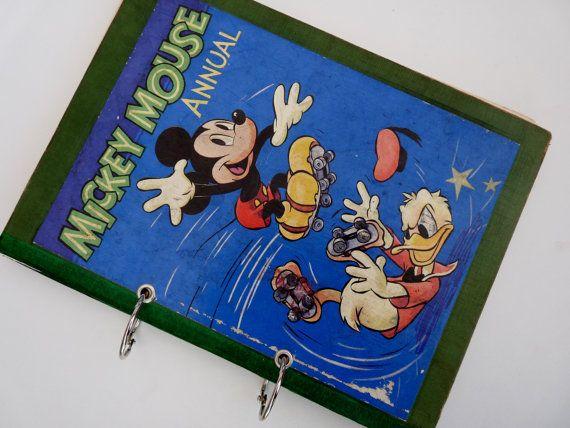 Smash Book Art Journal Junk Journal or Scrapbook  by PaperPopinjay, $20.00
