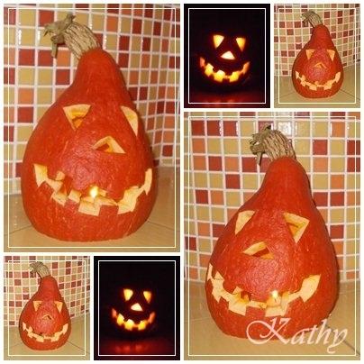 Halloween pumpkin Ostatní šitíčko a tvořeníčko :: Kathy