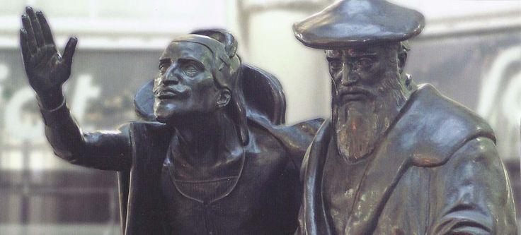 Faust en Mefistopheles in Auerbachs Keller