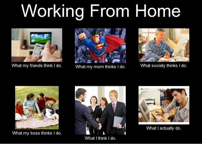 Available Working From Home Audio Book Working From Home How To Telecommute And Like 7