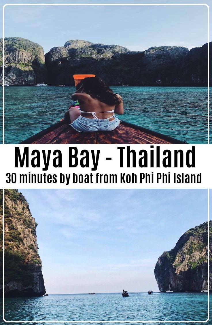 Guide: Maya Bay, Thailand