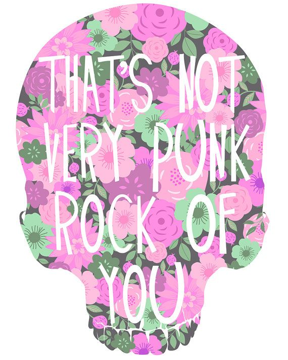 That's not very punk rock of you prints and tees available at: https://www.dylanmurphycreations.com