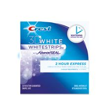 Crest 3D White 2-Hour Express Whitestrips
