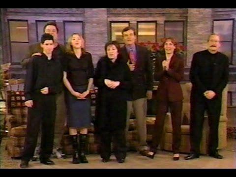 The Roseanne Show Reunion (1998) - http://www.recue.com/videos/the-roseanne-show-reunion-1998/