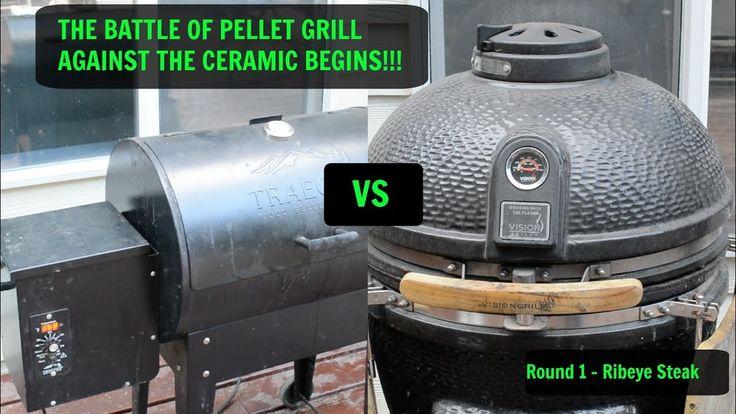 Ceramic Grill Comparison - Round 1 Steak Competition