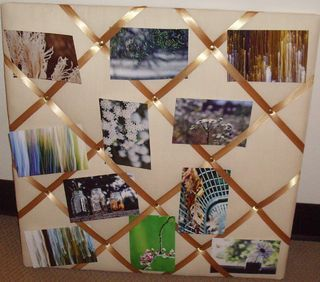 These instructions offer a simple, step by step guideline on how to create your own picture ribbon board. Picture ribbon boards are commonly used to display...