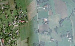 niezabudowana działka o pow. 2979m2 w miejscowości Hażlach koło Cieszyna