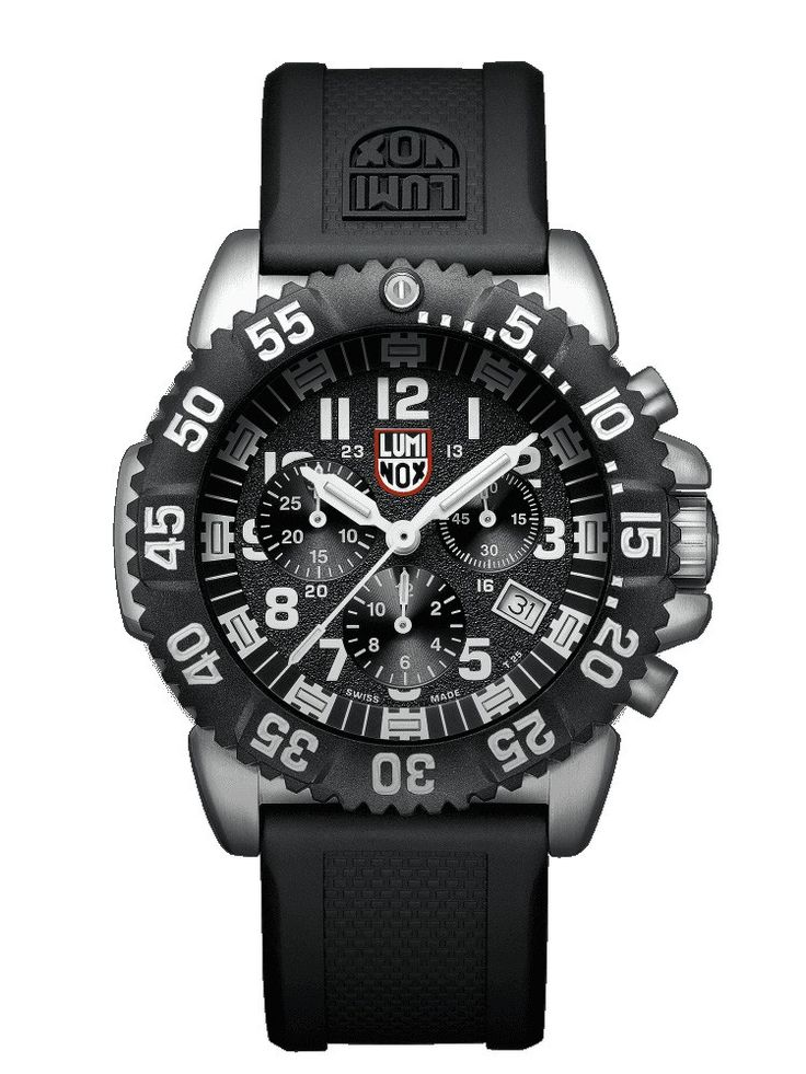 Luminox 3181 (NAVY SEAL COLORMARK CHRONO 3180 SERIES) Watch