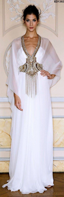 Dubai Jenna marocchino Kaftan abito Abaya Jilbab abbigliamento arabo islamico on Etsy, $134.03