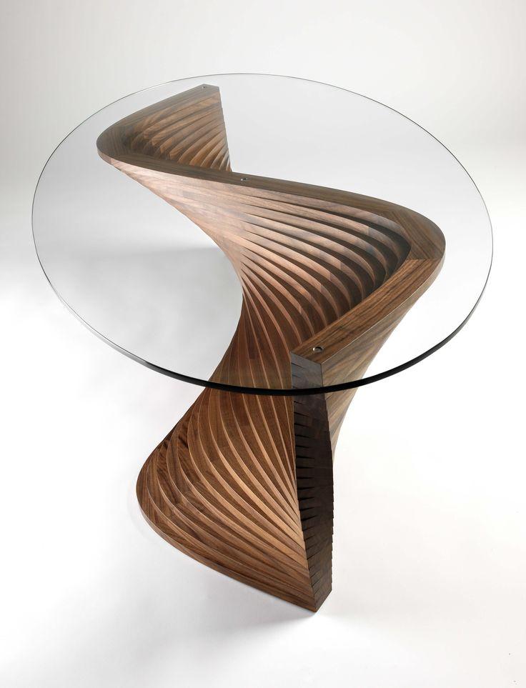 Sidewinder By David Tragen · Unique Wood FurnitureGlass FurnitureContemporary  FurnitureModern Furniture DesignFurniture ...
