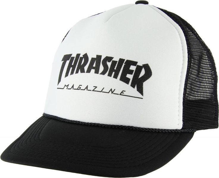 #Thrasher #trucker #hat