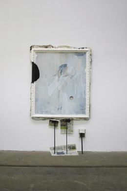 Collapse into Abstract [White] CULLINAN RICHARDS.
