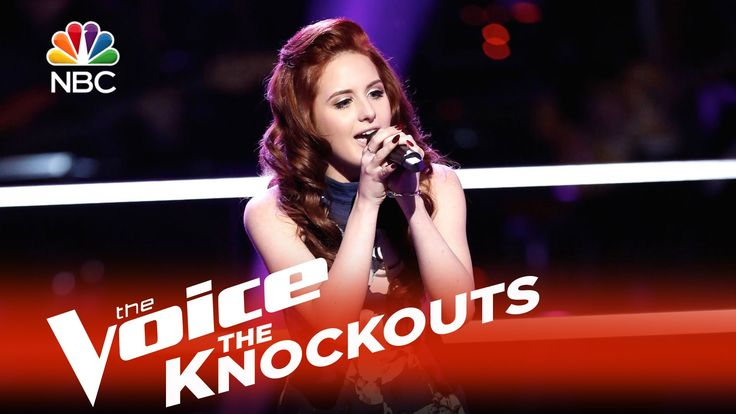 """The Voice 2015 Knockouts - Brooke Adee: """"Electric Feel"""""""