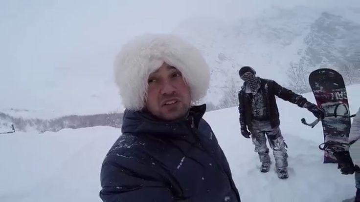 Руслан Гугкаев путеводитель по Осетии, Горнолыжный курорт Цей