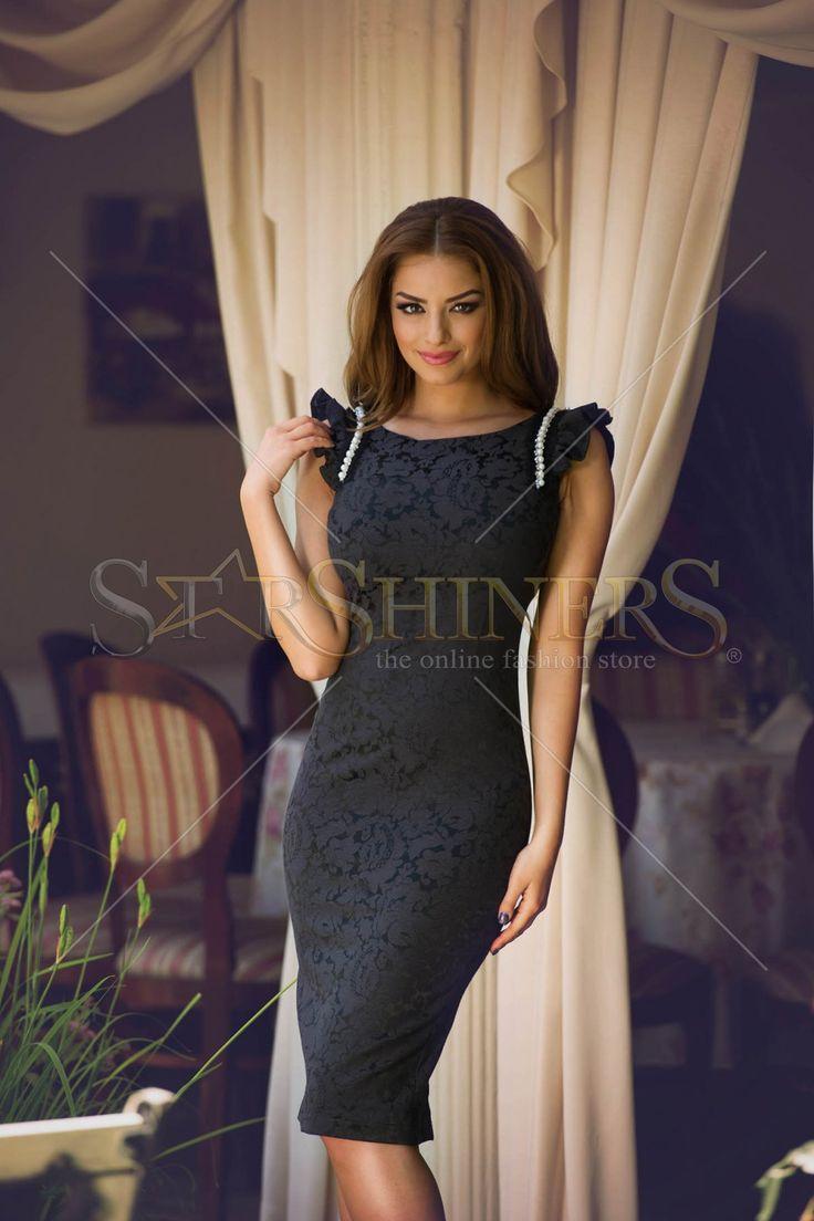 StarShinerS Presence Black Dress