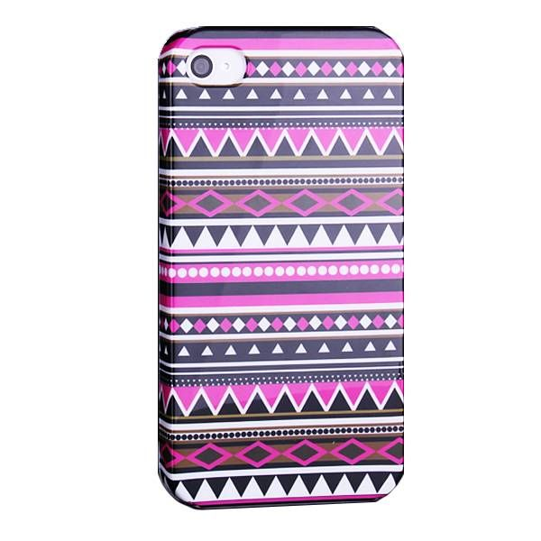 Actec tribal hard case telefoonhoesje iPhone 4/4S