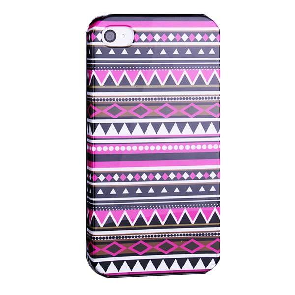 Actec tribal hard case telefoonhoesje iPhone 4/4S