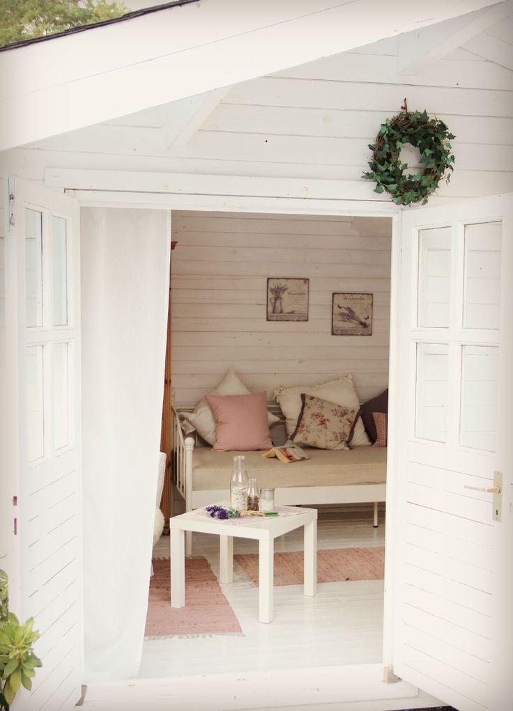 Das Geheimnis der Gartenhütte