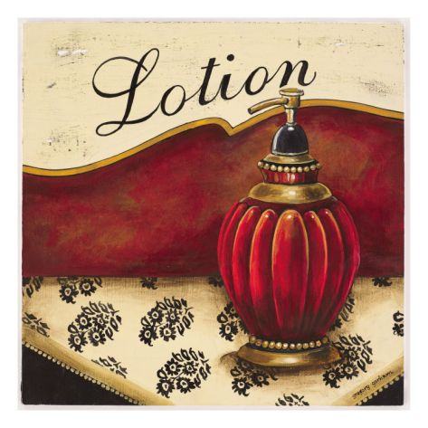 Lotion Giclee Print by Gregory Gorham at eu.art.com