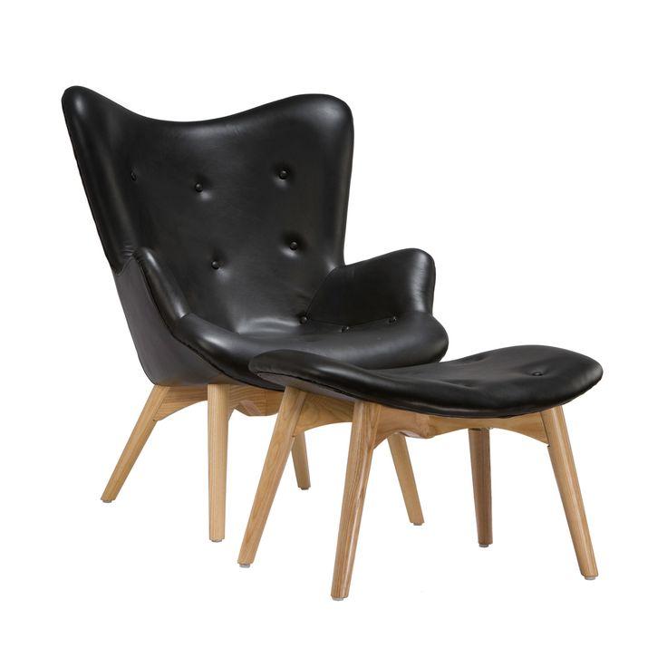 Paddington Deux Lounge Set in Leather | dotandbo.com