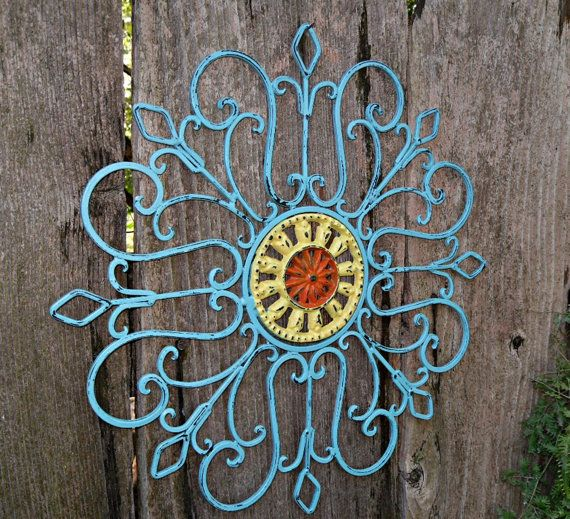 Patio Wall Decor 106 best wall decor and wrought iron images on pinterest | windows