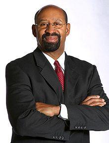 Michael Nutter, 124th Mayor of Philadelphia