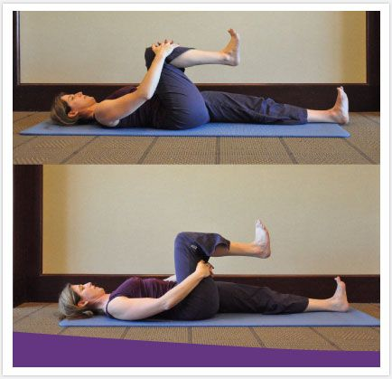 17 best images about back pain exercises on pinterest