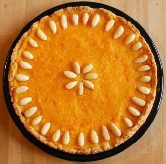 Мазурек оранжево