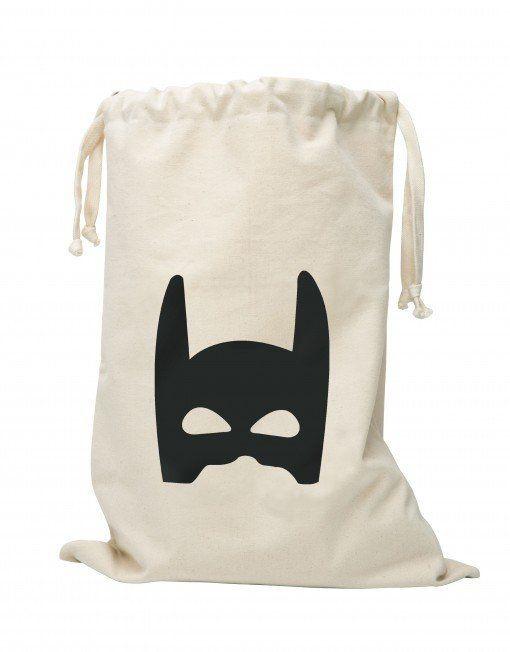 Fabric Storage Bag - Superhero