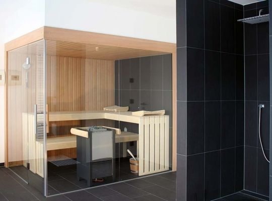 Die besten 25+ Badezimmer mit sauna Ideen auf Pinterest Badideen - sauna fürs badezimmer