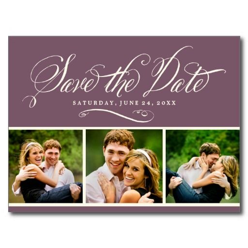 20 best Save The Date Cards Cheap images on Pinterest | Card wedding