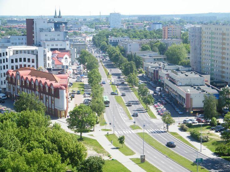 Fotografie miasta Białystok piękne zdjęcia Białystok