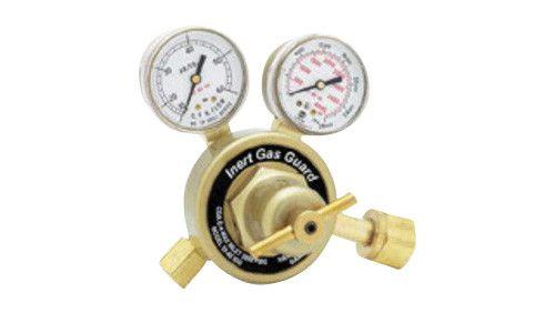 Harris Model 25-80-IGG-580 Cylinder Mount Inert Gas Flowgauge Regulator