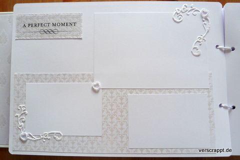Hochzeitsalbum-Wedding-Album- Hochzeit-weiß-edel-Gestaltung-Einzelseiten-S16