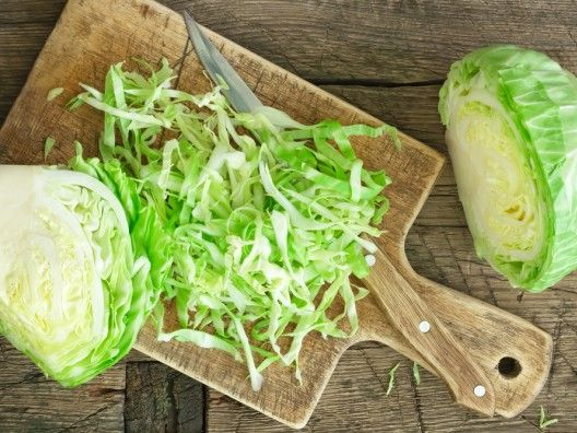 Cabbage Slaw for Fish Tacos