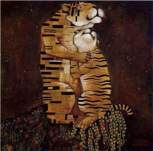Maurizio Quarello – Il bacio -