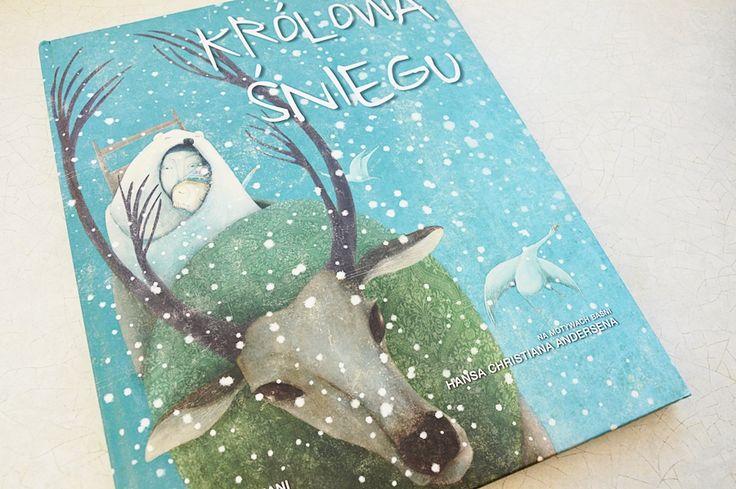 Kiedy mama nie śpi: Zimowe i świąteczne książki dla dzieci od wydawnictwa Olesiejuk.