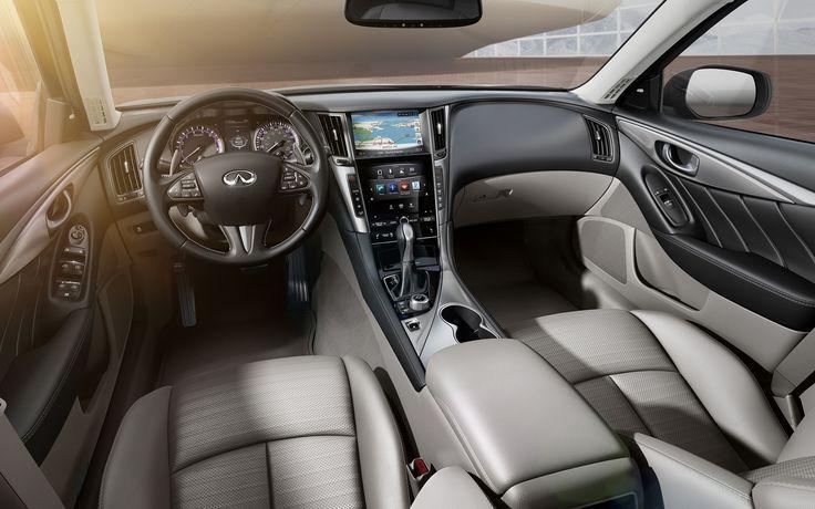 2014 Infiniti Q50 2014 Infiniti Q50 Interior – Top Car Magazine