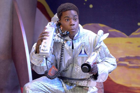 Tracy Morgan | SNL Cast Members Reflect On Lorne Michaels