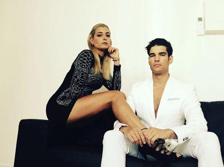 Un'immagine Top!! Di due splendidi ragazzi Damián Álvarez e Viola!! A rappresentare che nel mondo della moda queste icone di bellezza sono delle persone splendide anche dentro!!! Complimenti ragazzi!!! #dress #dresses #outfit #toptags #clothes #fashion #style #amazingdress #instadress #dressadict #fashiongram #gown #ootd #moda #fashiondress