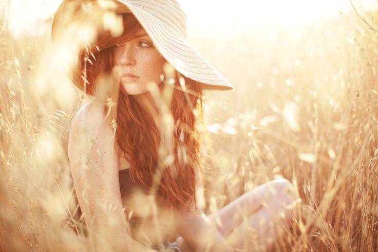 Hat #portrait #glamour #Photography