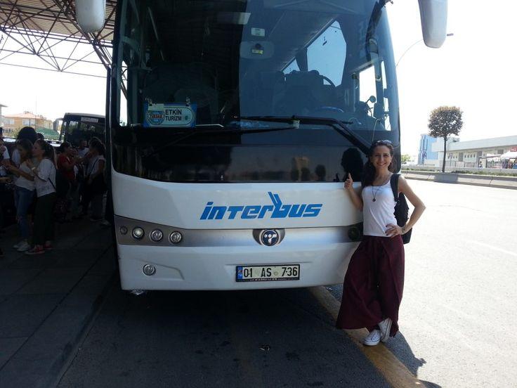 Interbus Rehberi: Interbus hakkında en çok sorlan sorulari Interbus hakkında merak edilenler, Interbus'a katılmayı düşünenler, Interbus'ta yeme içme, Int...