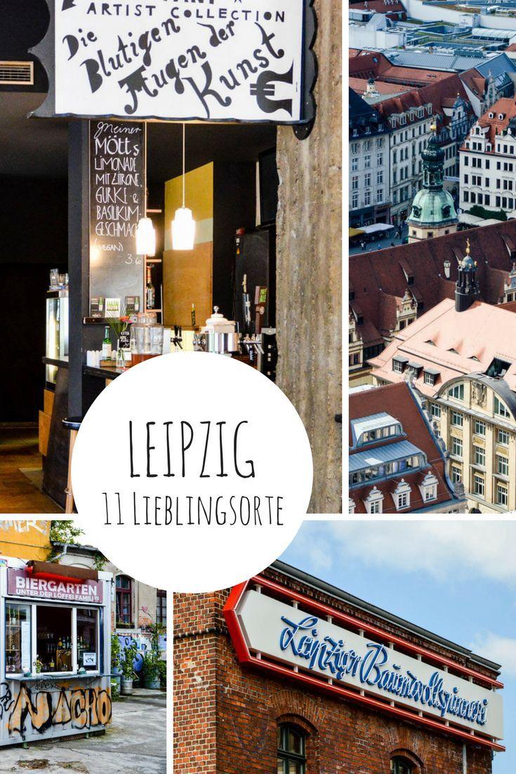Städtetrip Leipzig: Die besten Tipps & Adressen