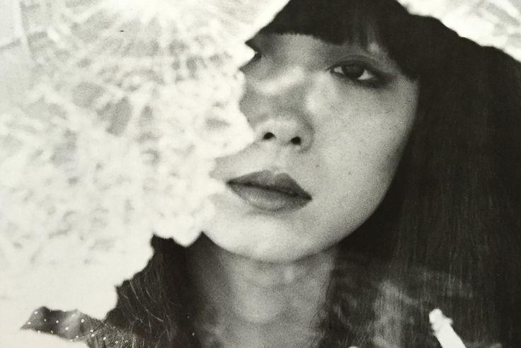 Sayoko Yamaguchi 山口小夜子 12.1971