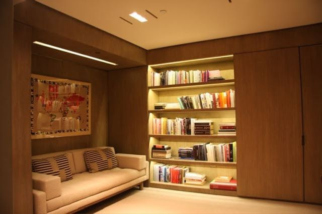 25 best ideas about Small home libraries