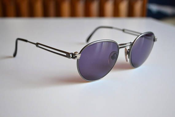 055bf6a64 Vintage 80's jean paul gaultier sunglasses 4176 made in Japan ...