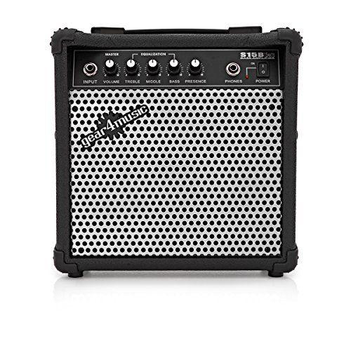 Amplificador de Bajo Eléctrico de 15W de Gear4music #Amplificador #Bajo #Eléctrico #Gearmusic